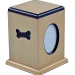 Dog Bone Urn Pet Urn