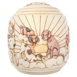 Good Day Sunshine Pet Urn