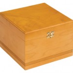 Pine Box Chest - Pet Urn