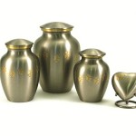 Classic Paws Pewter Pet Urn